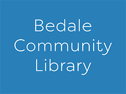 Bedale Community Library Logo